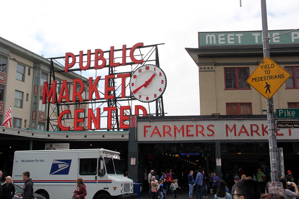 Pike Place Market gets mail too.